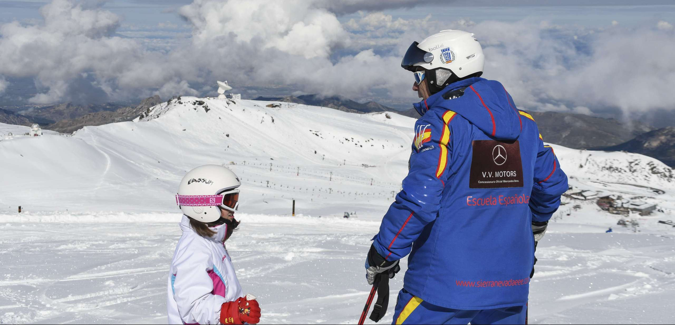 Ofertas esquí Sierra Nevada